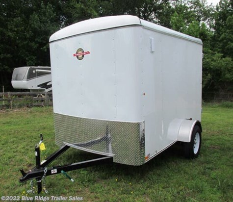 "New 2020 Carry-On 6X12 with Double Doors, 6'6"" Tall For Sale by Blue Ridge Trailer Sales available in Ruckersville, Virginia"