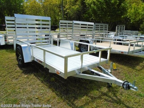 New 2020 Sport Haven AUT - D 5x10 SA Deluxe Open Sides For Sale by Blue Ridge Trailer Sales available in Ruckersville, Virginia