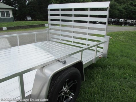 New 2020 Sport Haven AUT - D 7x12 Deluxe Open Sides For Sale by Blue Ridge Trailer Sales available in Ruckersville, Virginia