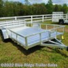 2020 Sport Haven AUT - D 7x12 Deluxe Open Sides w/Bi-Fold Gate  - Utility Trailer New  in Ruckersville VA For Sale by Blue Ridge Trailer Sales call 434-985-4151 today for more info.