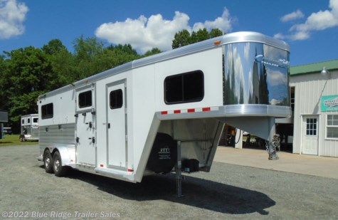 Used 2010 Cimarron Norstar Used 2+1 7'6 x 6' 8 GN with Dress For Sale by Blue Ridge Trailer Sales available in Ruckersville, Virginia