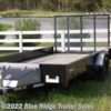 New 2020 Rice Trailers 7x10 Solid Sides and Wood Floor For Sale by Blue Ridge Trailer Sales available in Ruckersville, Virginia