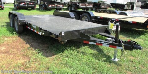 New 2020 CAM Superline 3.5 Ton Car Hauler 14+4 Steel Deck For Sale by Blue Ridge Trailer Sales available in Ruckersville, Virginia
