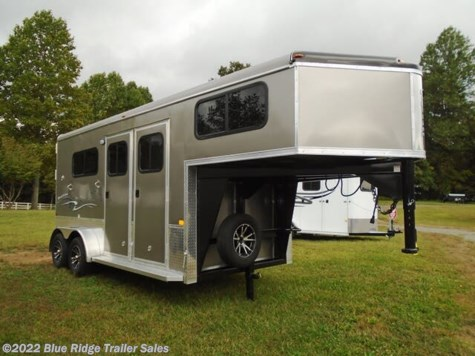 "New 2021 Homesteader 2H GN w/Dress 7'8""x7' For Sale by Blue Ridge Trailer Sales available in Ruckersville, Virginia"