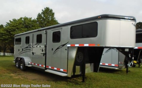 "New 2021 Hawk Trailers 2+1 GN w/Dress 7'6""x6'8\"" For Sale by Blue Ridge Trailer Sales available in Ruckersville, Virginia"