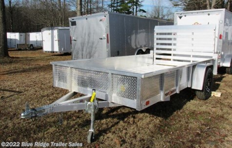New 2021 Sport Haven AUT - DS 6x12 DLX with Sides For Sale by Blue Ridge Trailer Sales available in Ruckersville, Virginia