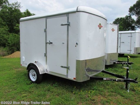 "New 2021 Carry-On 6x10 w/Double Doors, 6'6"" Tall For Sale by Blue Ridge Trailer Sales available in Ruckersville, Virginia"