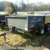 Blue Ridge Trailer Sales 2021 5.5x9 with 2 Way Gate  Dump Trailer by Extreme Road & Trail | Ruckersville, Virginia