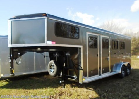 "New 2021 Homesteader Stallion 3H Slant w/Dress 7'8""x7' For Sale by Blue Ridge Trailer Sales available in Ruckersville, Virginia"