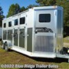 "New 2021 River Valley 2H BP With Side Ramp 7'6"" x 6'8\"" For Sale by Blue Ridge Trailer Sales available in Ruckersville, Virginia"