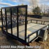 Blue Ridge Trailer Sales 2021 6x12 SA Open Sides  Utility Trailer by CAM Superline | Ruckersville, Virginia