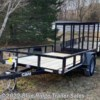 2021 CAM Superline 6x12 SA Open Sides  - Utility Trailer New  in Ruckersville VA For Sale by Blue Ridge Trailer Sales call 434-985-4151 today for more info.