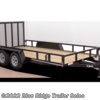 New 2021 CAM Superline 7x16 TA Tube Top with Ramp For Sale by Blue Ridge Trailer Sales available in Ruckersville, Virginia