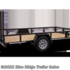 Blue Ridge Trailer Sales 2021 7X12 SA Tube Top w/ramp  Utility Trailer by CAM Superline | Ruckersville, Virginia