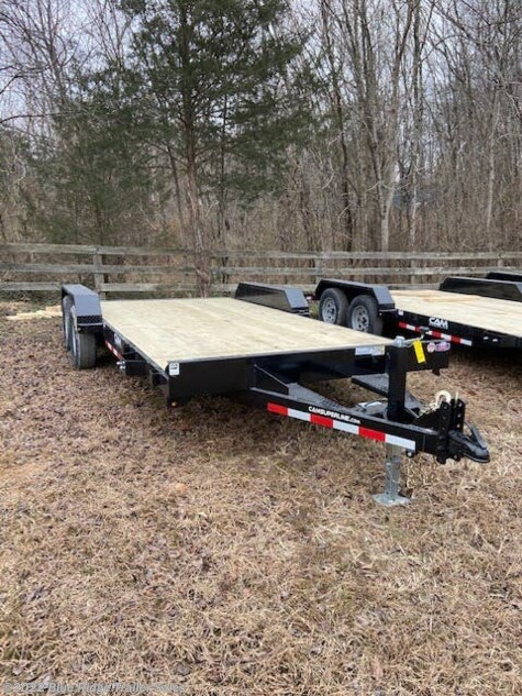 New 2021 CAM Superline 7K Car Hauler 14+4 For Sale by Blue Ridge Trailer Sales available in Ruckersville, Virginia