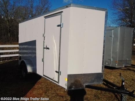 "New 2021 Haulmark Passport 6x12 w/Double Doors, 6'6"" Tall For Sale by Blue Ridge Trailer Sales available in Ruckersville, Virginia"