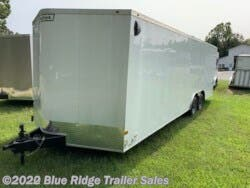 "New 2021 Haulmark Passport 8.5X24, Rear Ramp, 6'6"" Tall For Sale by Blue Ridge Trailer Sales available in Ruckersville, Virginia"