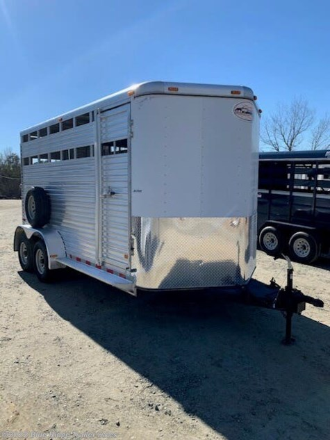 "Used 2002 Sundowner 2H BP Stock 7'6""T x 6'9\""W For Sale by Blue Ridge Trailer Sales available in Ruckersville, Virginia"