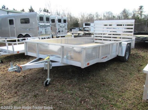 New 2021 Sport Haven AUT - S 7x14 w/Solid Sides For Sale by Blue Ridge Trailer Sales available in Ruckersville, Virginia