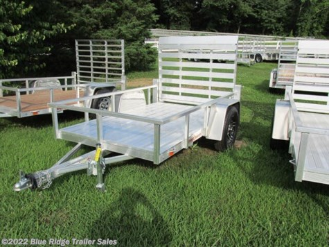 New 2021 Sport Haven AUT - D 5x8 w/Open Sides For Sale by Blue Ridge Trailer Sales available in Ruckersville, Virginia