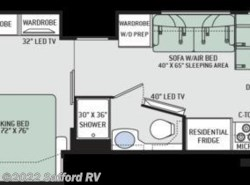 New 2015  Thor Motor Coach Outlaw 38RE by Thor Motor Coach from Safford RV in Thornburg, VA