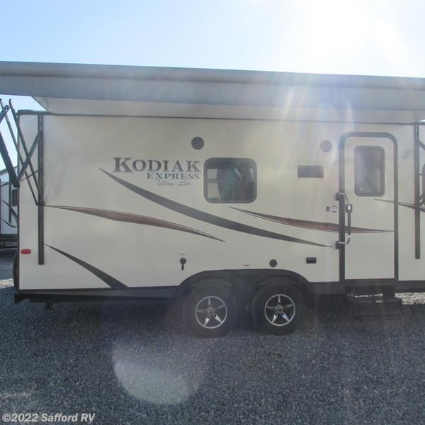 Beautiful 2016 Dutchmen RV Kodiak Express 222ES For Sale In