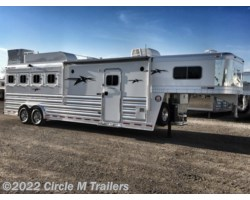 #414103 - 2018 Platinum Coach Outlaw 4 horse 10' SW Outlaw Conversions