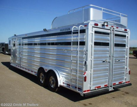 Perfect SR 21 Horse Trailer  Horse Trailers For Sale  Double J Trailers