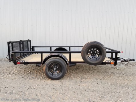 2016 Diamond C  5' X 10' UTILITY SINGLE 3500# AXLE