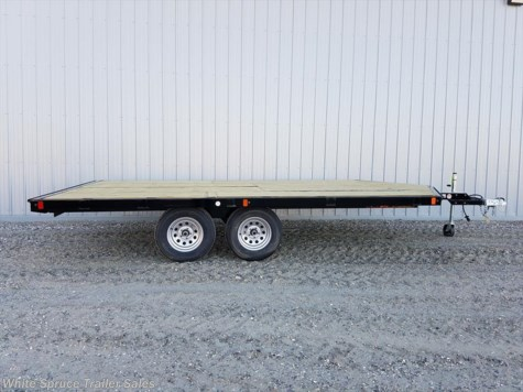 2017 Midsota  8.5' x 14' Steel Snowmachine Trailer 7K