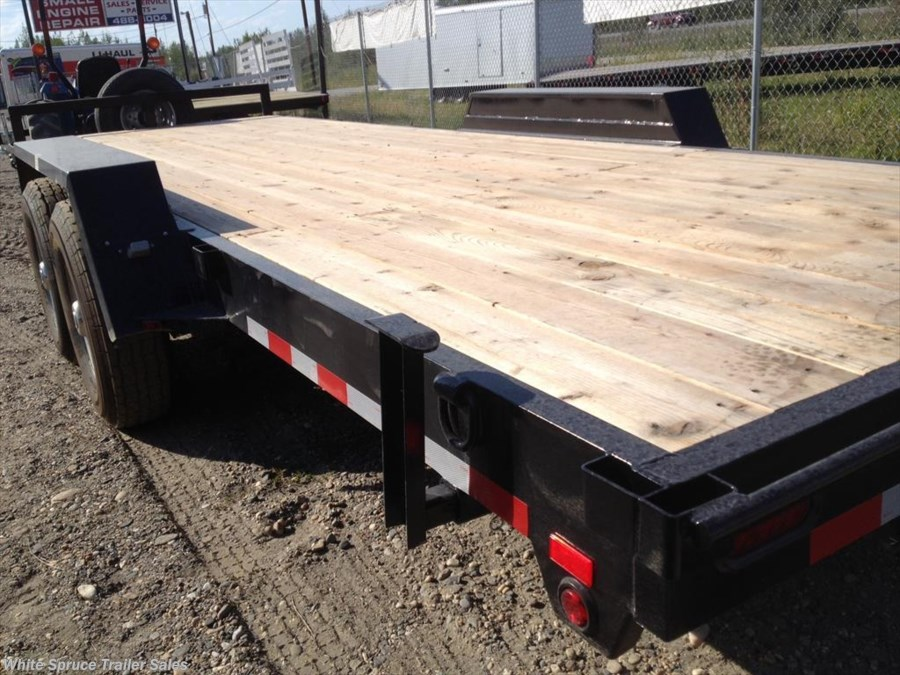 "2016 C&B 82"" X 22' EQUIPMENT 14K SLIDE IN RAMPS"