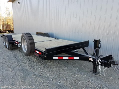 2016 Midsota  22' 3/4 Tilt Equipment Trailer 14K