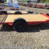 "New 2017 Diamond C 77"" x 12' UTV Trailer w/ 3500# axle For Sale by White Spruce Trailer Sales available in North Pole, Alaska"