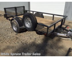 #2PSAL10-60-85822 - 2017 Diamond C 5' X 10' UTILITY SINGLE 3500# AXLE