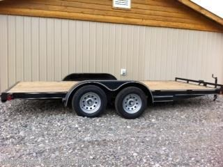 New 2017 Diamond C 16' CAR HAULER, 7K For Sale by White Spruce Trailer Sales available in North Pole, Alaska