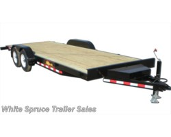 "#CT8220-01342 - 2017 Midsota 82"" x 20' Car Hauler Trailer 10K"