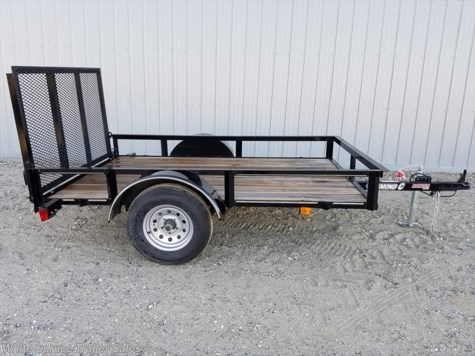 2017 Diamond C  5' X 8' UTILITY SINGLE 1500# AXLE