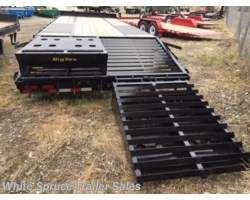 #25PHHD-20+5-40611 - 2017 Big Tex 25K GVWR FLATDECK TRAILER