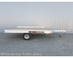 #861213-66739 - 2018 Aluma 12' All Aluminum Snowmachine Trailer