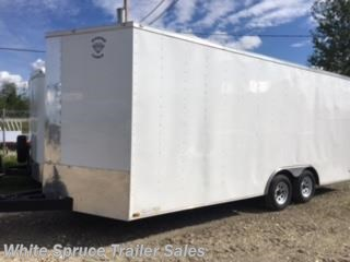 2017 Diamond Cargo 8.5' X 20' CARGO W/ RAMP 7K