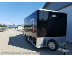 #EZEC816-14926 - 2017 Mission Trailers 8' X 16' X 7' ALL ALUMINUM ENCLOSED 7K
