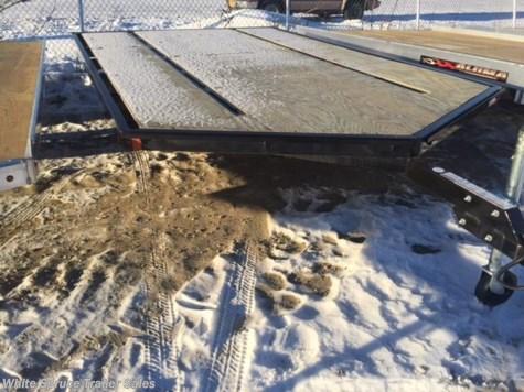 snow machine trailer