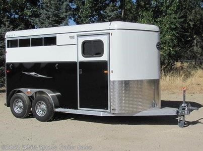 New 2017 Royal T Trailers 2 Horse The Duke All Aluminum For Sale by White Spruce Trailer Sales available in Anchorage, Alaska
