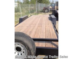 "#EQ20-47104 - 2016 C&B 82"" X 20' EQUIPMENT TRAILER 14K"