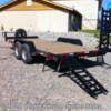 "White Spruce Trailer Sales 2016 82"" x 18' Equipment 14K  Equipment by Diamond C 