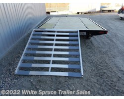#861214ST-00491 - 2017 Midsota 8.5' X 12' STEEL SNOWMACHINE TRAILER