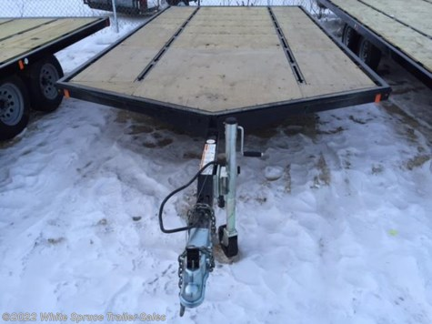 New 2017 Midsota 8.5' X 16' STEEL SNOWMACHINE TRAILER, 7K For Sale by White Spruce Trailer Sales available in Anchorage, Alaska
