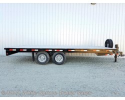 #FM822-45847 - 2016 C&B 8.5' x 22' Flatdeck Equipment 14K