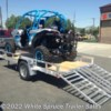 White Spruce Trailer Sales 2017 6' X 14' ALUMINUM UTILITY  Utility Trailer by C&B | Anchorage, Alaska