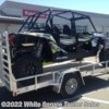2017 C&B 6' X 14' ALUMINUM UTILITY  - Utility Trailer New  in Anchorage AK For Sale by White Spruce Trailer Sales call 907-562-6905 today for more info.